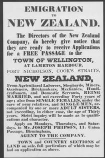 New Zealand Company