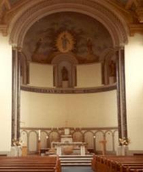 150th anniversary of St John the Evangelist, N1