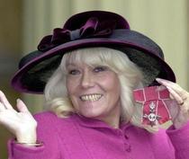 Wendy Richard, MBE