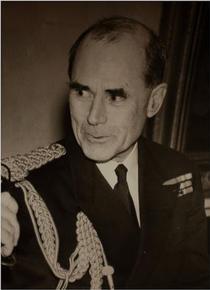 Admiral Sir Caspar John