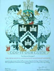 Worshipful Company of Masons