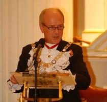 John Boothman Stuttard, Lord Mayor