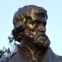 Thomas Carlyle statue