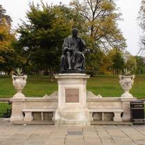 Jenner statue