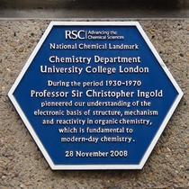 Sir Christopher Ingold