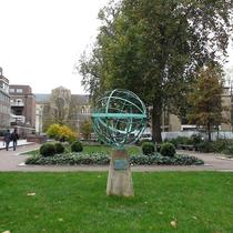 Armillary sphere London Uni.External System