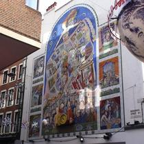Spirit of Soho Mural