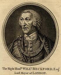William Beckford, Alderman