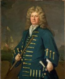 Sir Cloudesly Shovell