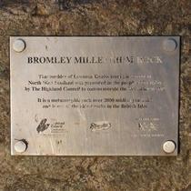 Bromley Millennium Rock