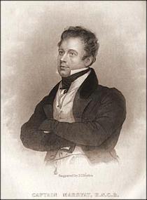 Captain Frederick Marryat