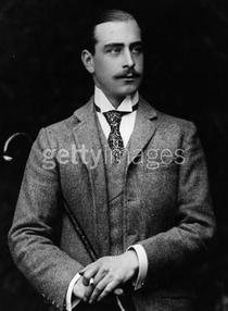H.S.H. Prince Francis of Teck, G.C.V.O.  D.S.O.