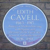 Edith Cavell at Royal London Hospital