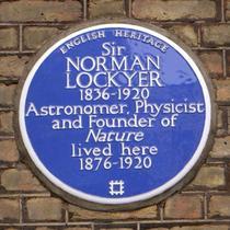 Sir Norman Lockyer