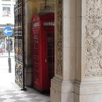 First K2 telephone boxes