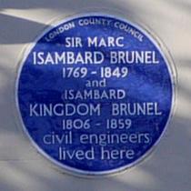 Sir Marc Isambard & Isambard Kingdom Brunel