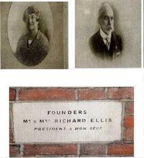 Mr & Mrs Richard Ellis