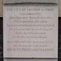City of London School - EC4 - Q.Victoria St