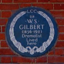 W.S. Gilbert - SW7