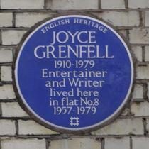 Joyce Grenfell - SW10