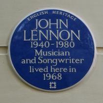John Lennon - Montagu Square