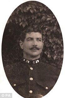 Sgt Robert Bentley