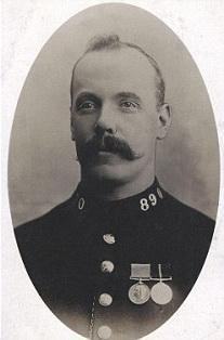 PC Walter C. Choat