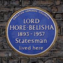 Lord Hore-Belisha