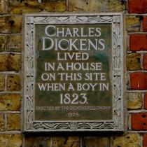 Charles Dickens - NW1