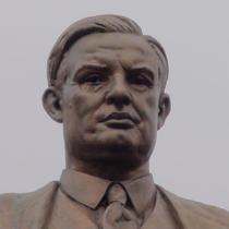 Ernest Bevin bust