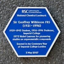 Sir Geoffrey Wilkinson