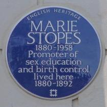 Marie Stopes - SE19