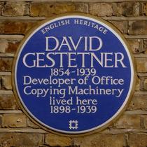David Gestetner