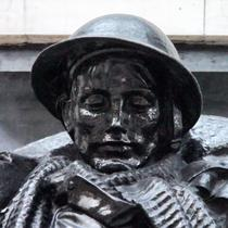 War Memorial at Paddington Station