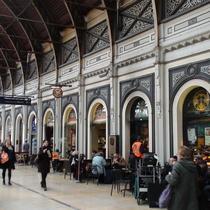 Paddington Station's centenary