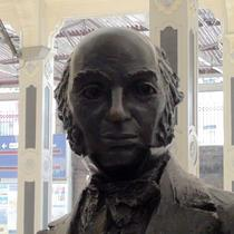 Brunel statue - Paddington