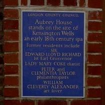 Aubrey House