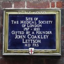 Medical Society and Lettsom