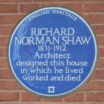 Richard Norman Shaw - NW3