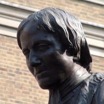 Thomas Guy statue
