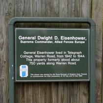 Dwight D Eisenhower - Kingston