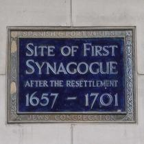 First synagogue after resettlement