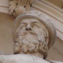 Sir Thomas Gresham statue