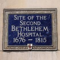 Bethlehem Hospital - second