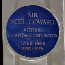 Sir Noel Coward - Gerald Road