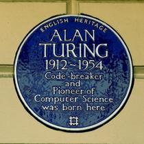 Alan Turing - W9