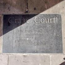1 - Crane Court – The Daily Courant