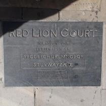 2 - Red Lion Court – Caslon