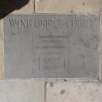 7 - Wine Office Court – Dickens