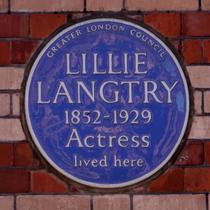 Lillie Langtry - Pont Street
